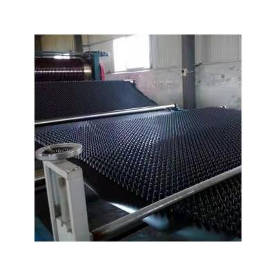 排水板黑色HDPE凹凸塑料排水板 小区屋顶绿化用