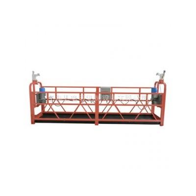 建筑吊篮-ZLP630型烤漆电动吊篮-宁津县鲁旺机械设备