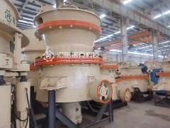 洛阳瑞克RGP500S压单缸圆锥破